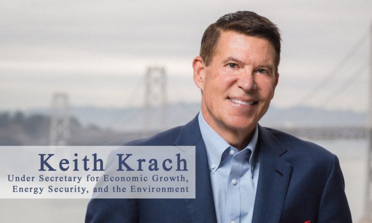 Under Secretary Keith Krach's Travel to Seoul, the Republic of Korea