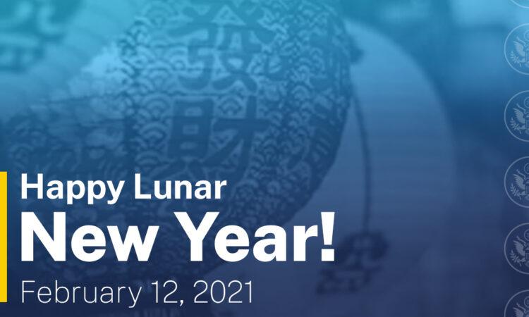 On Lunar New Year