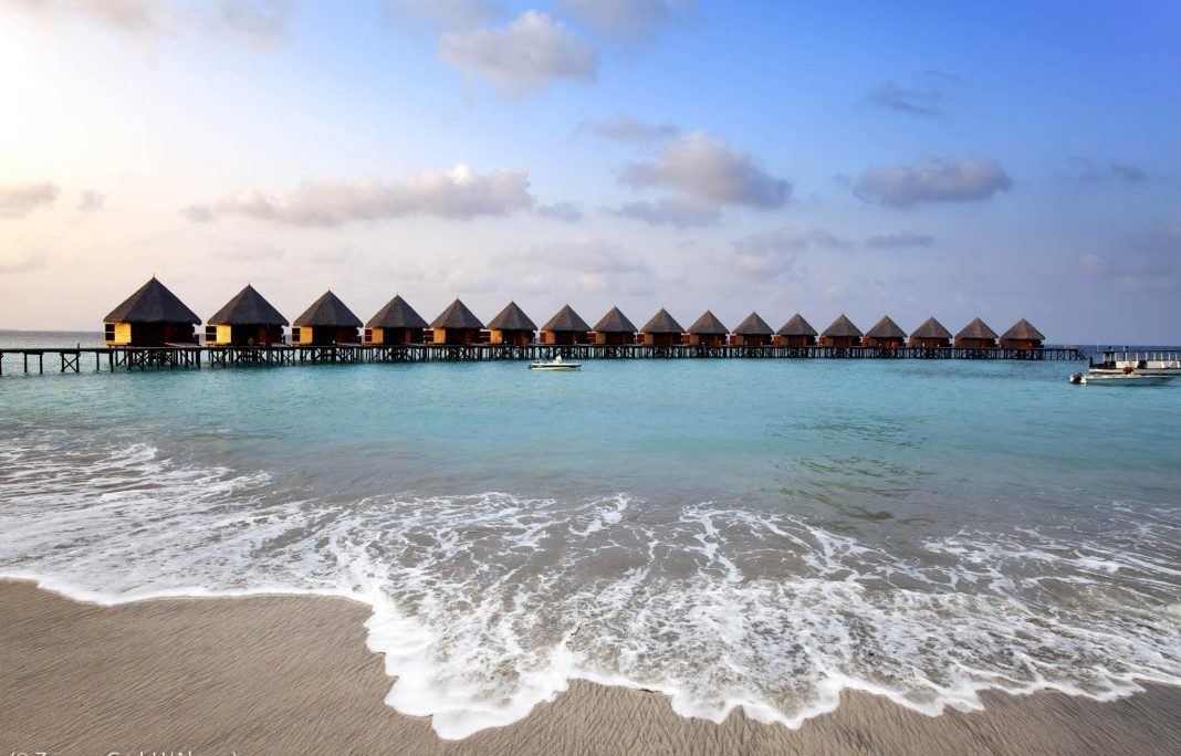 Maldives hosted the fourth Indian Ocean Conference. (© Zoonar GmbH/Alamy)