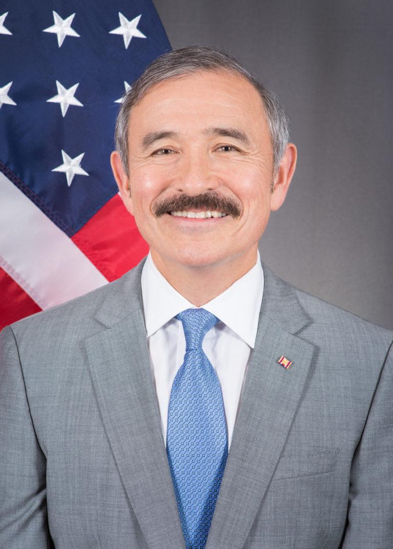 Photo of Ambassador Harry Harris