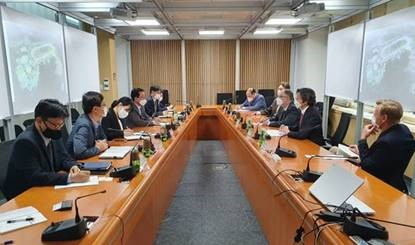 FAS Seoul Staff Consult with KRA