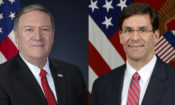 Secretary of State Pompeo and Secretary of Defense Esper's Wall Street Journal Op-ed