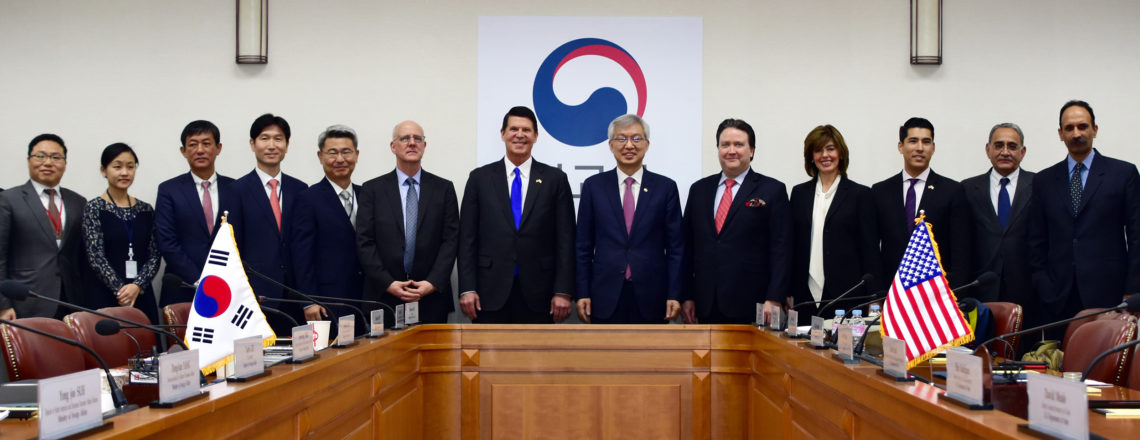 Joint Statement on the 4th ROK-U.S. Senior Economic Dialogue