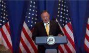 Secretary Michael R. Pompeo at a Press Availability