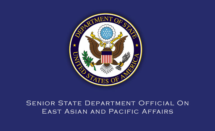 Subcommittee on east asian and pacific affairs