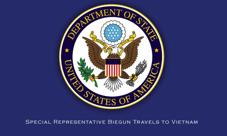 Special Representative Biegun Travels to Vietnam