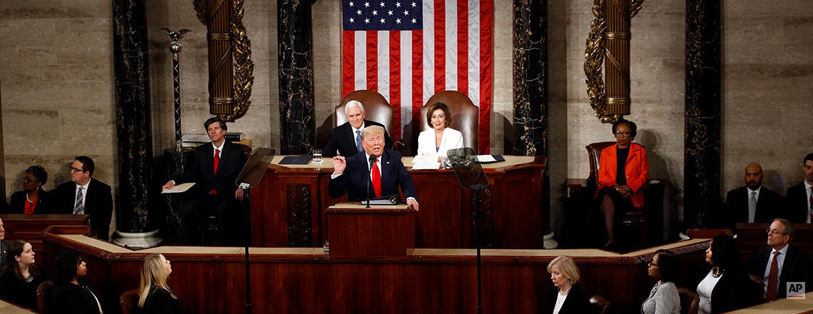 President Trump Delivers 2020 State of the Union Address