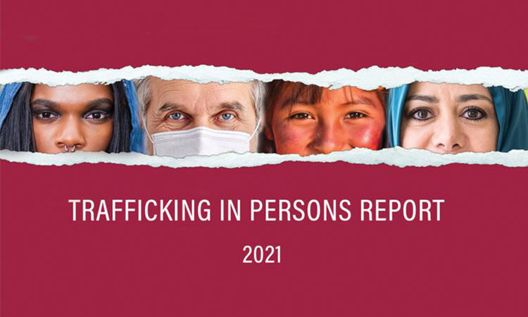 2021 Trafficking in Persons Report