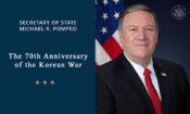 The 70th Anniversary of the Korean War