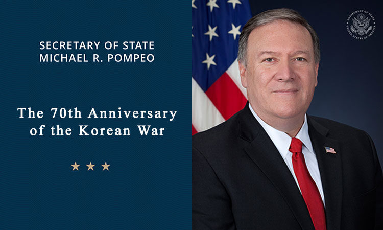 The 70th Anniversary of the Korean War