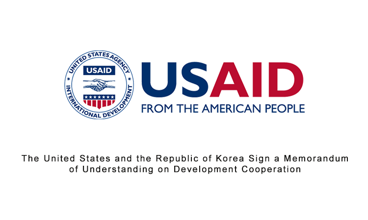 The United States and the Republic of Korea Sign a Memorandum of Understanding on Development Cooperation
