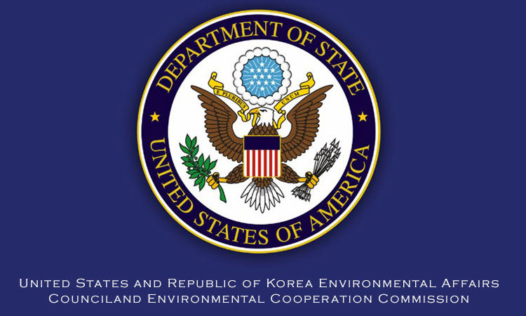 United States and Republic of Korea Environmental Affairs Council and Environmental Cooperation Commission