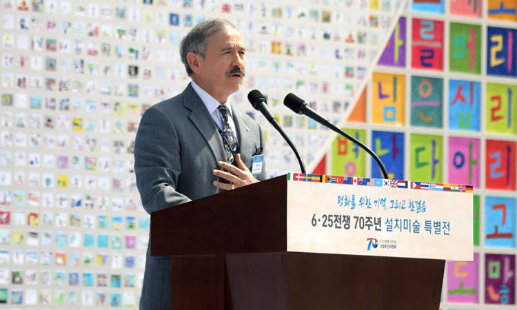 Congratulatory Remarks for Gwanghwamun Arirang Special Art Exhibition