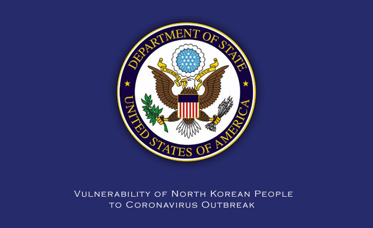 Vulnerability of North Korean People to Coronavirus Outbreak