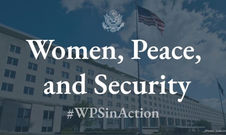 Plan to Implement the U.S. Strategy on Women, Peace, and Security