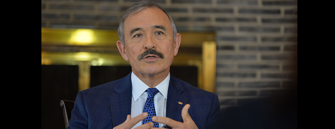 Ambassador Harry Harris, Interview with Yonhap News Agency