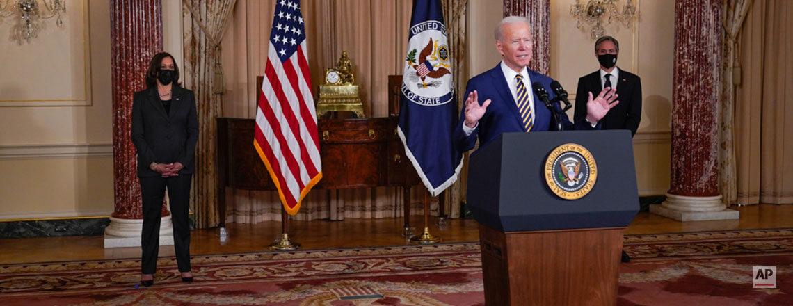 President Biden: We Will Solve Global Challenges Together