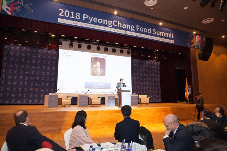 2018 PyeongChang Food Summit