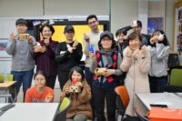 Makerspace Regional Outreach to Busan American Corner