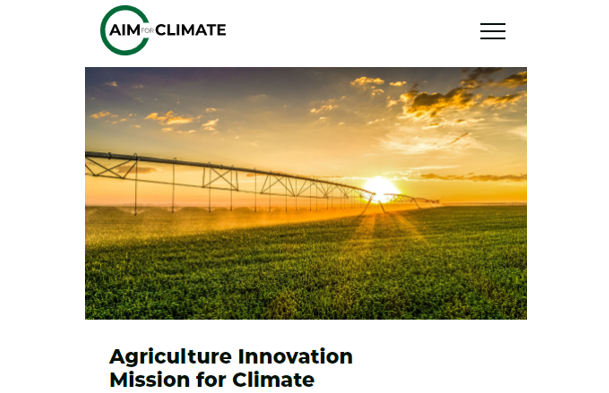 New AIM for Climate Website