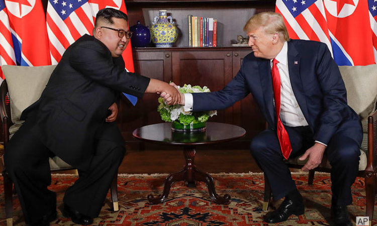 The President's Summit with North Korean Chairman Kim Jong Un