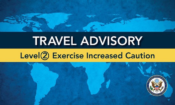 Travel Advisory: Level 2: