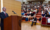 Ambassador Harry Harris Delivers Lecture on Leadership at Yonsei University