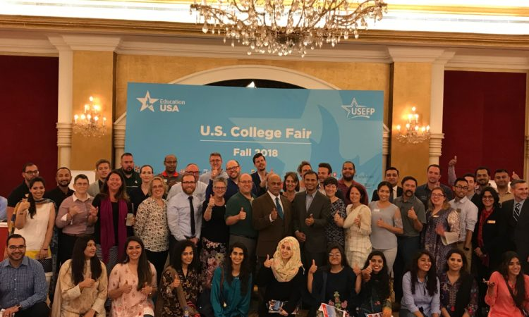 33 U.S. Universities Visit Karachi to Promote Higher Education Opportunities in Pakistan
