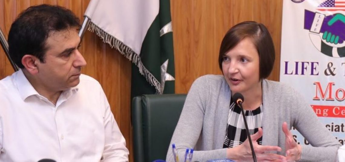 U S  Consulate General Lahore and TEVTA Partner to Provide
