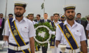 CG Robert Silberstein pays homage to Quaid-e-Azam