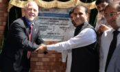 Students of Dadu to Benefit from United States Funded State-of-the-Art School