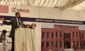 Students of Kamber-Shahdakot to Benefit from modern U.S. Government Funded School