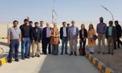 The United States promotes the development of clean energy in Sindh