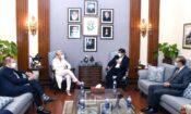 U.S. Chargé d'affaires a.i. Angela Aggeler Visits Karachi to Promote Economic