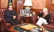 U.S. Chargé d'affaires a.i. Angela Aggeler's Visit to Karachi Highlights Pakistan-U.S. Ties, Promotes Bilateral Anti-COVID Efforts