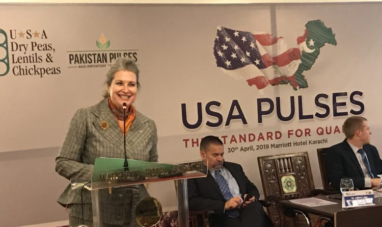 U S  Consul General Karachi attended the first-ever U S
