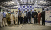 U.S. Consul General and Faysal Qureshi Visit Karachi Expo Center to Promote Lifesaving COVID-19 Vaccinations