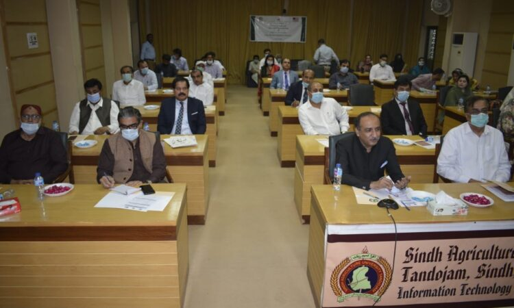 U.S. Consulate General Karachi Partners with Sindh's Agricultural Community to Fight Climate Change with Biotechnology