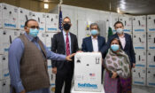 United States Delivers Another 320,580 Pfizer Vaccine Doses for Sindh