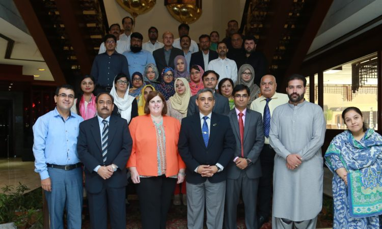 United States Sponsors Training for Drug Treatment Professionals in Pakistan