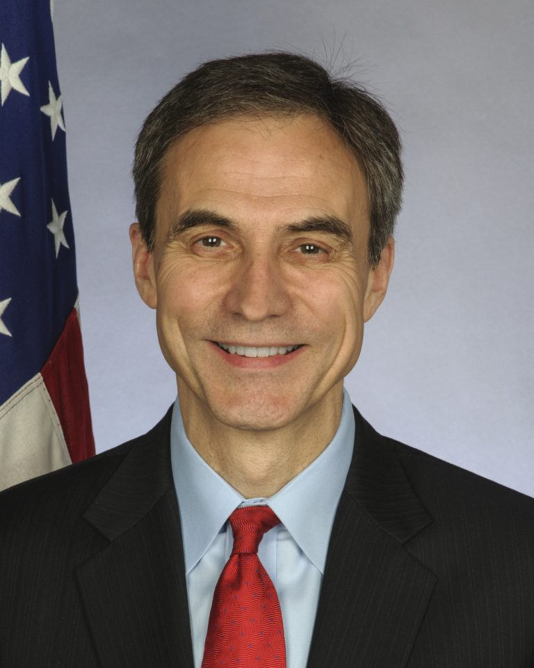 Photo of Chargé d'Affaires a.i. Paul W. Jones