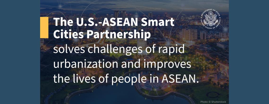 U.S.-ASEAN Smart Cities Partnership (USASCP)