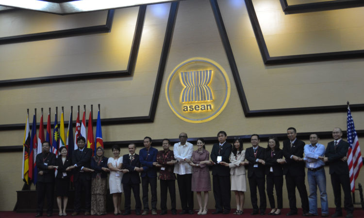 ASEAN, U.S. Launch 3rd Batch of Fulbright Visiting Scholars