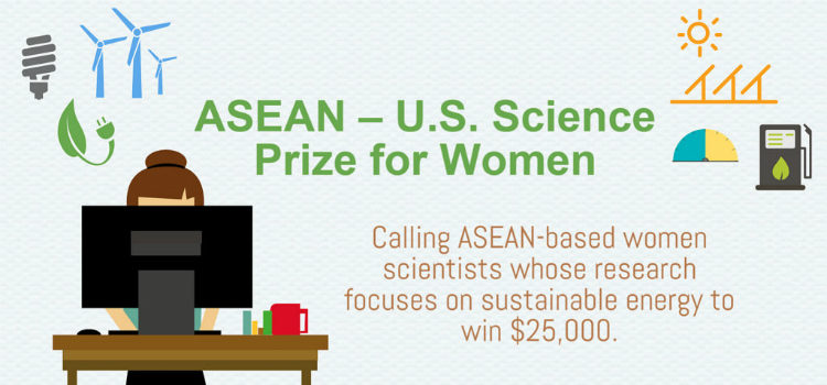 ASEAN-U.S. Science Prize for Women
