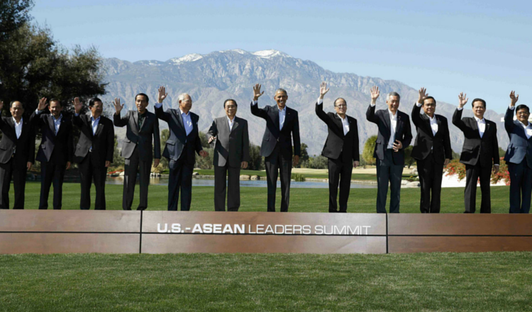 U.S. - ASEAN Summit - Sunnylands