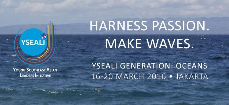 YSEALI Generation: Oceans