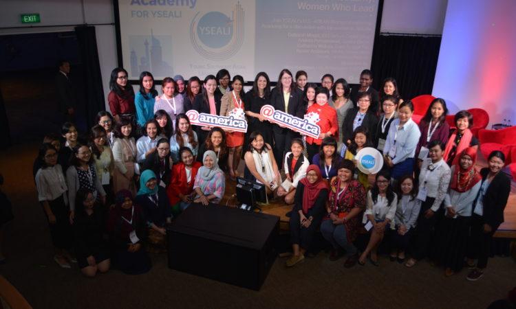 2016 U.S.-ASEAN Women's Leadership Academy for YSEALI