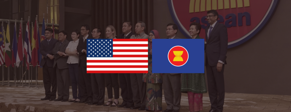 The United States and ASEAN: Strategic Partners for the Indo-Pacific