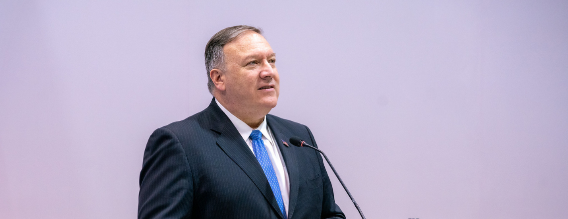 Secretary Pompeo to Participate in Virtual ASEAN Foreign Ministers Meetings
