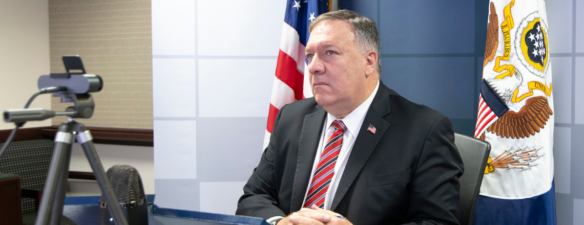 Secretary Pompeo's Participation in ASEAN-United States Foreign Ministers' Meeting